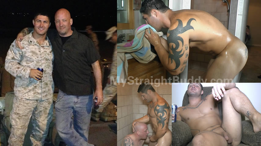 video of naked marines and straight guys drunk